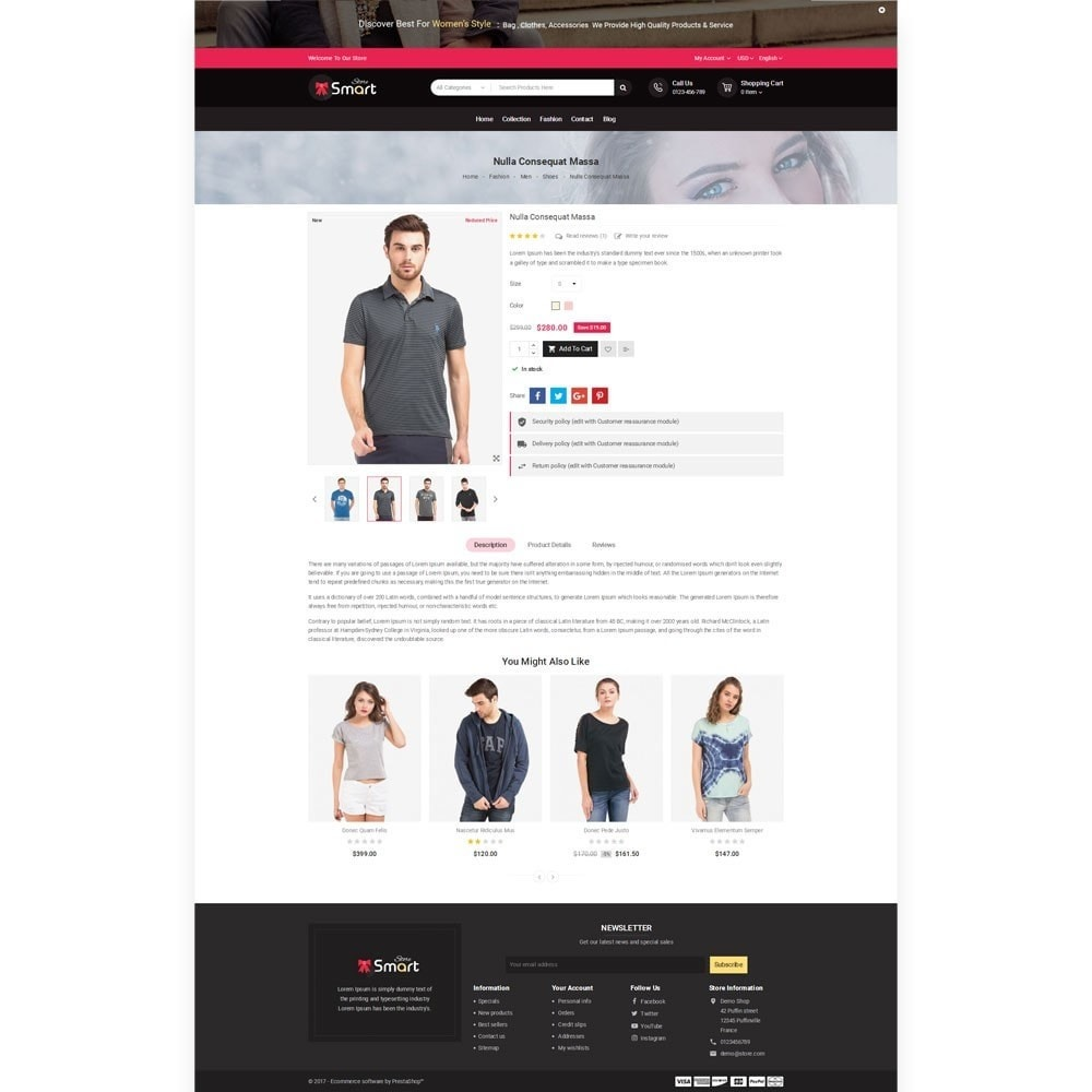 theme - Mode & Chaussures - Fashion Smart Store - 5