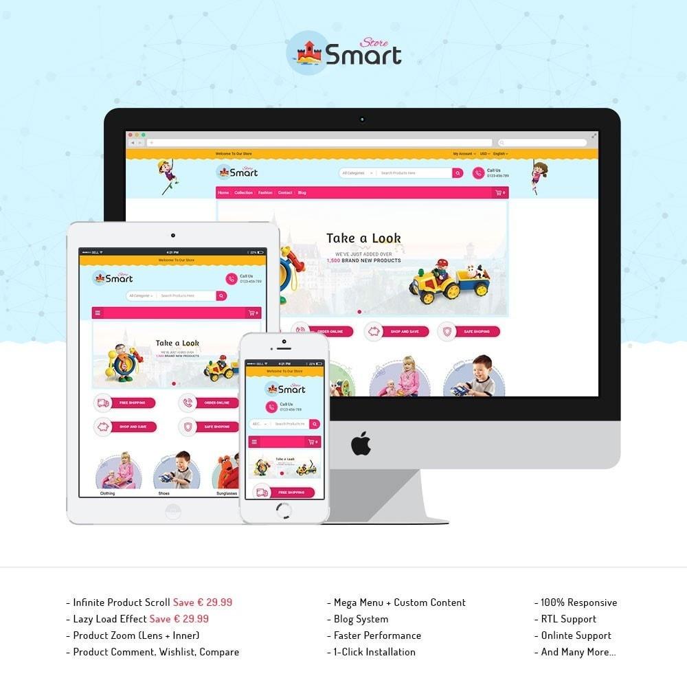 theme - Bambini & Giocattoli - Toys Smart Store - 1