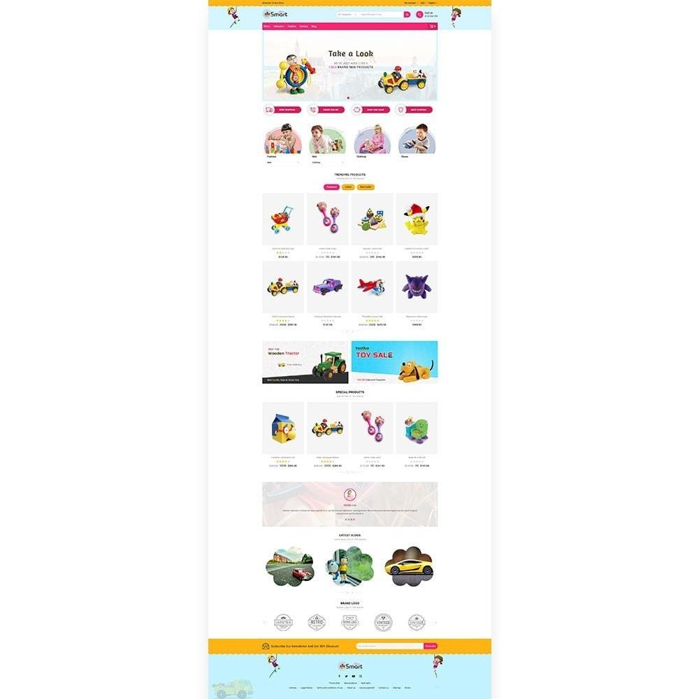 theme - Bambini & Giocattoli - Toys Smart Store - 2