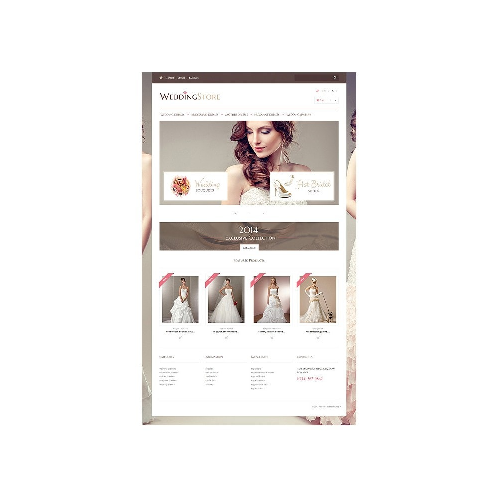 theme - Mode & Chaussures - Wedding Store - 10