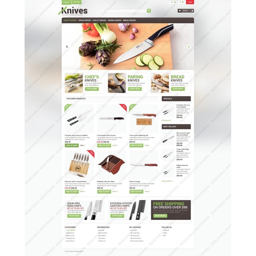 theme - Искусство и Культура - Professional Knives - 5