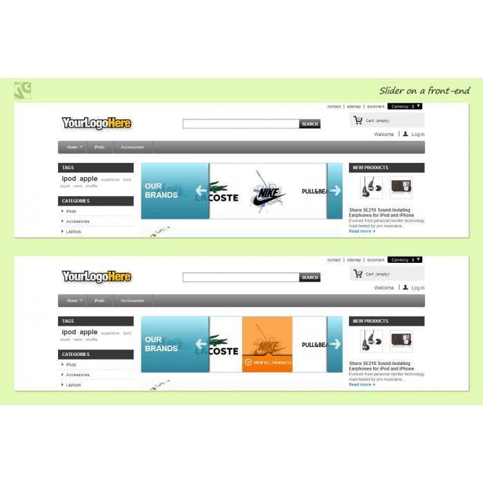 module - Marcas y Fabricantes - Brands Slider - 1