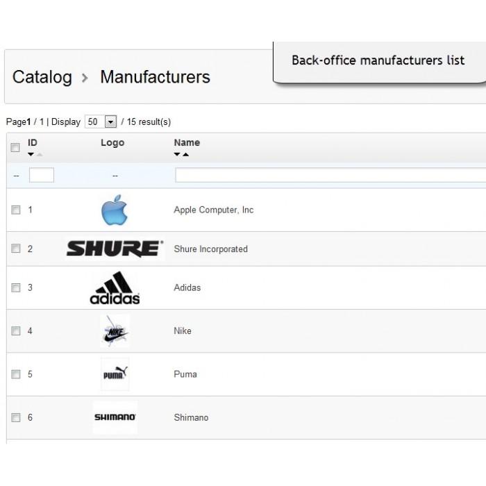 module - Marki & Producenci - Brands Slider - 2