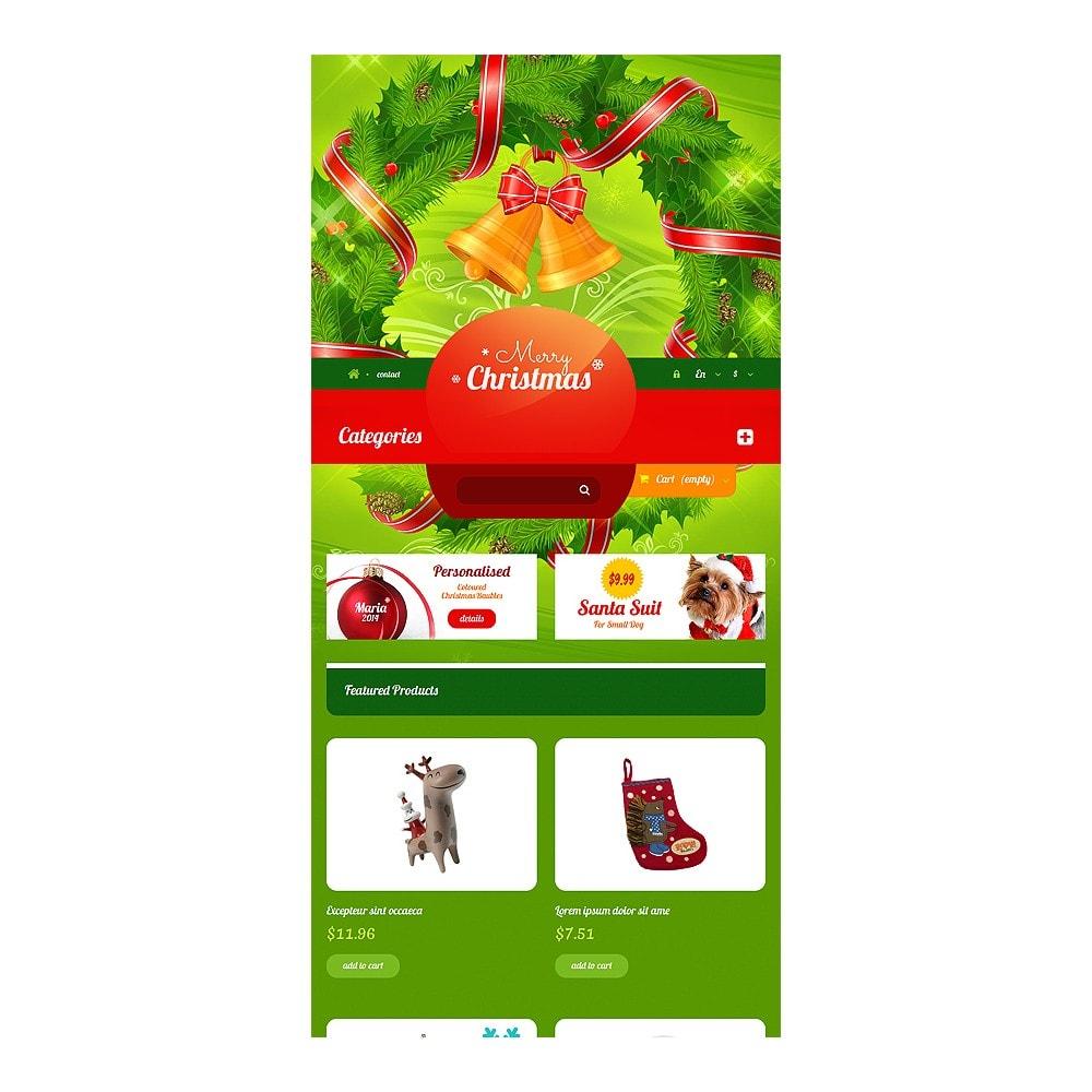 theme - Geschenke, Blumen & Feiern - Christmas Gift Shop - 7