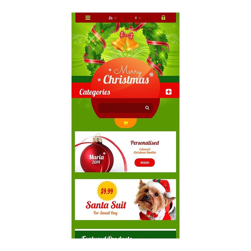 theme - Geschenke, Blumen & Feiern - Christmas Gift Shop - 8