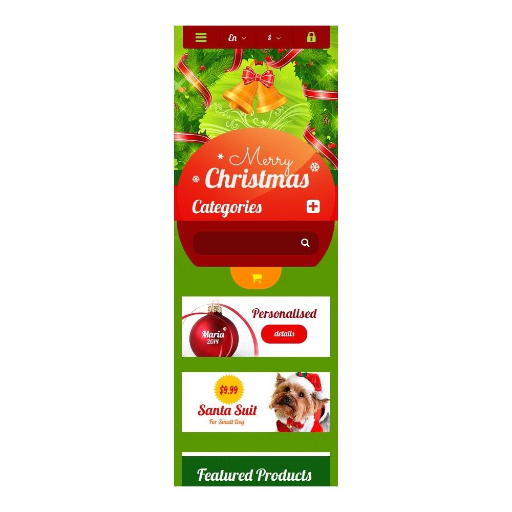theme - Geschenke, Blumen & Feiern - Christmas Gift Shop - 9