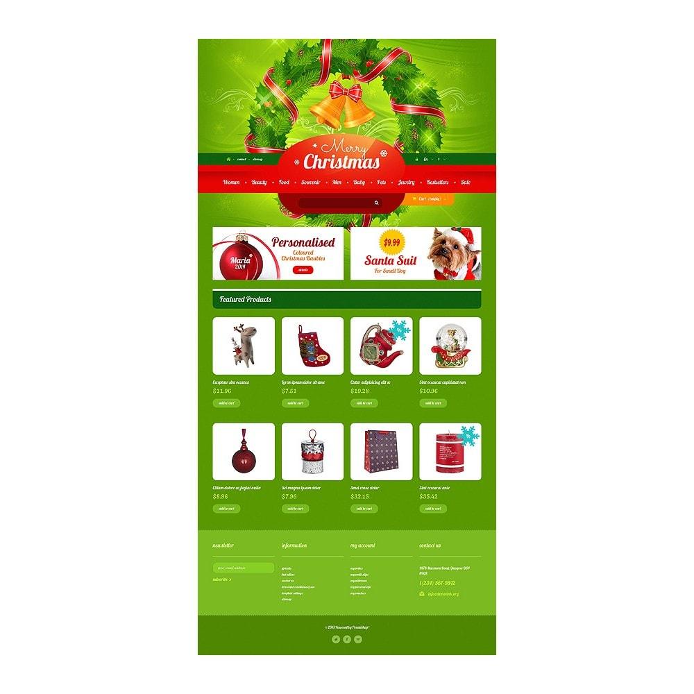 theme - Geschenke, Blumen & Feiern - Christmas Gift Shop - 10