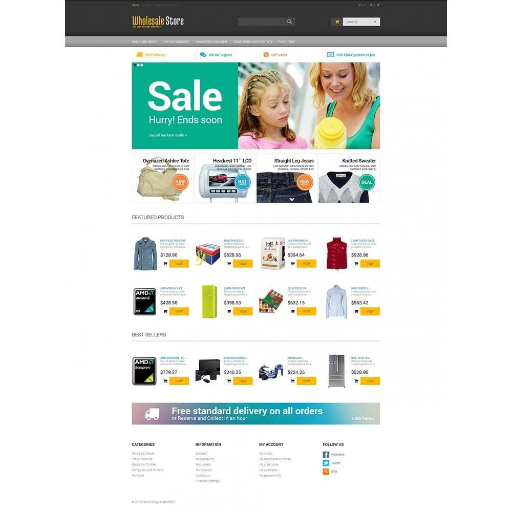 theme - Fashion & Shoes - Wholesale Buying - 2