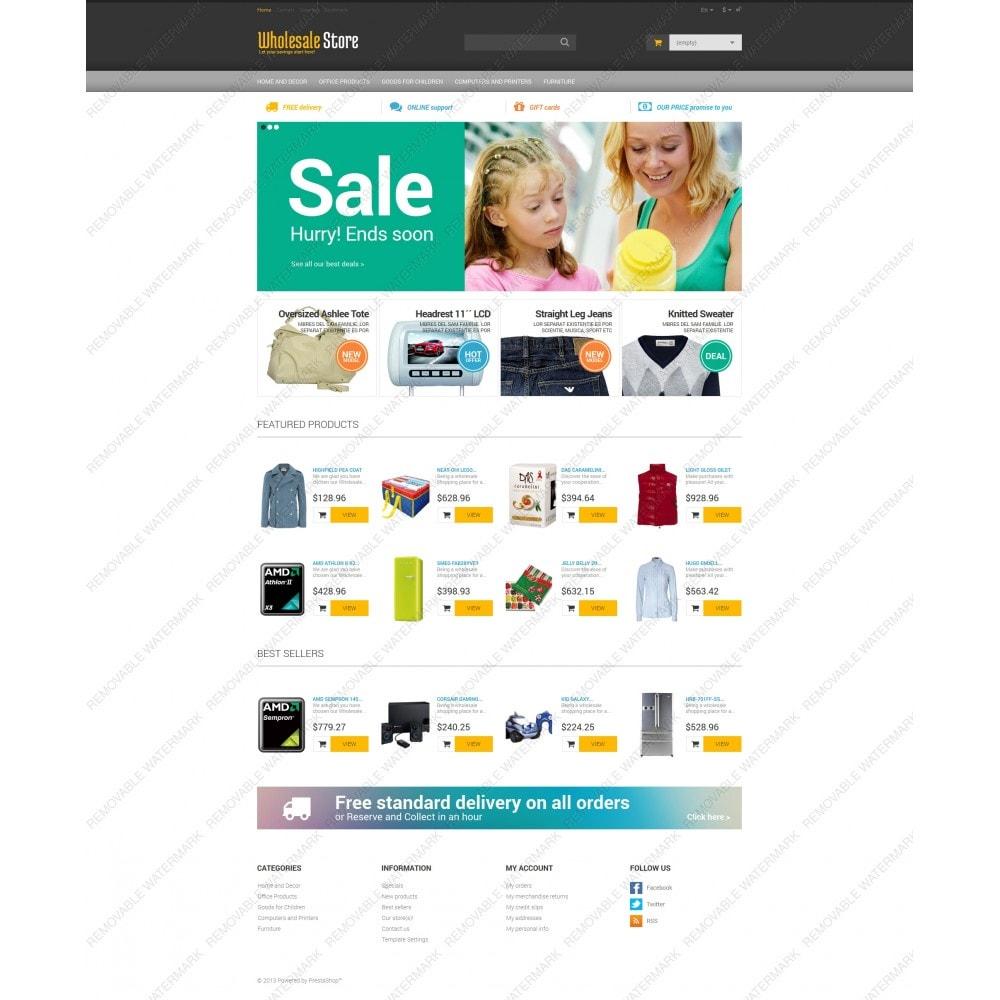 theme - Fashion & Shoes - Wholesale Buying - 5