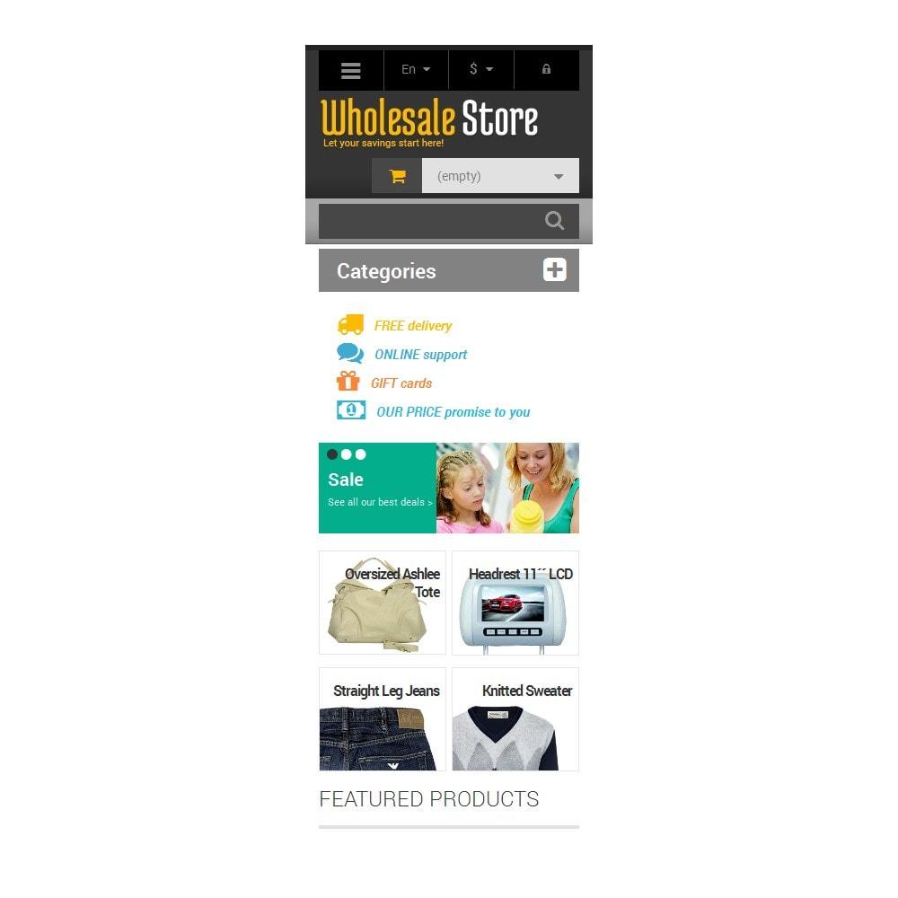 theme - Fashion & Shoes - Wholesale Buying - 6