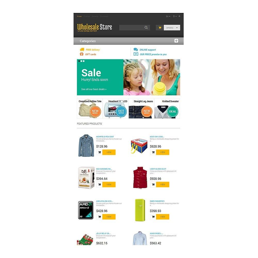 theme - Fashion & Shoes - Wholesale Buying - 8