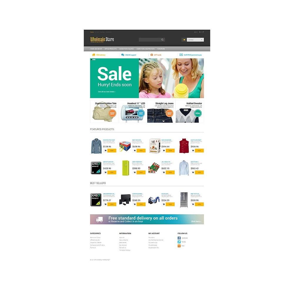 theme - Fashion & Shoes - Wholesale Buying - 10