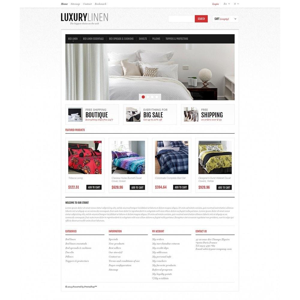 theme - Kunst & Cultuur - Luxurious Bed Linen - 2
