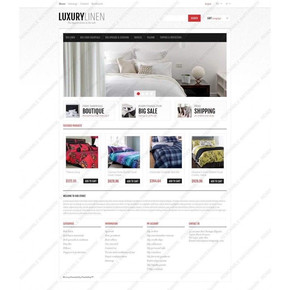 theme - Kunst & Cultuur - Luxurious Bed Linen - 3