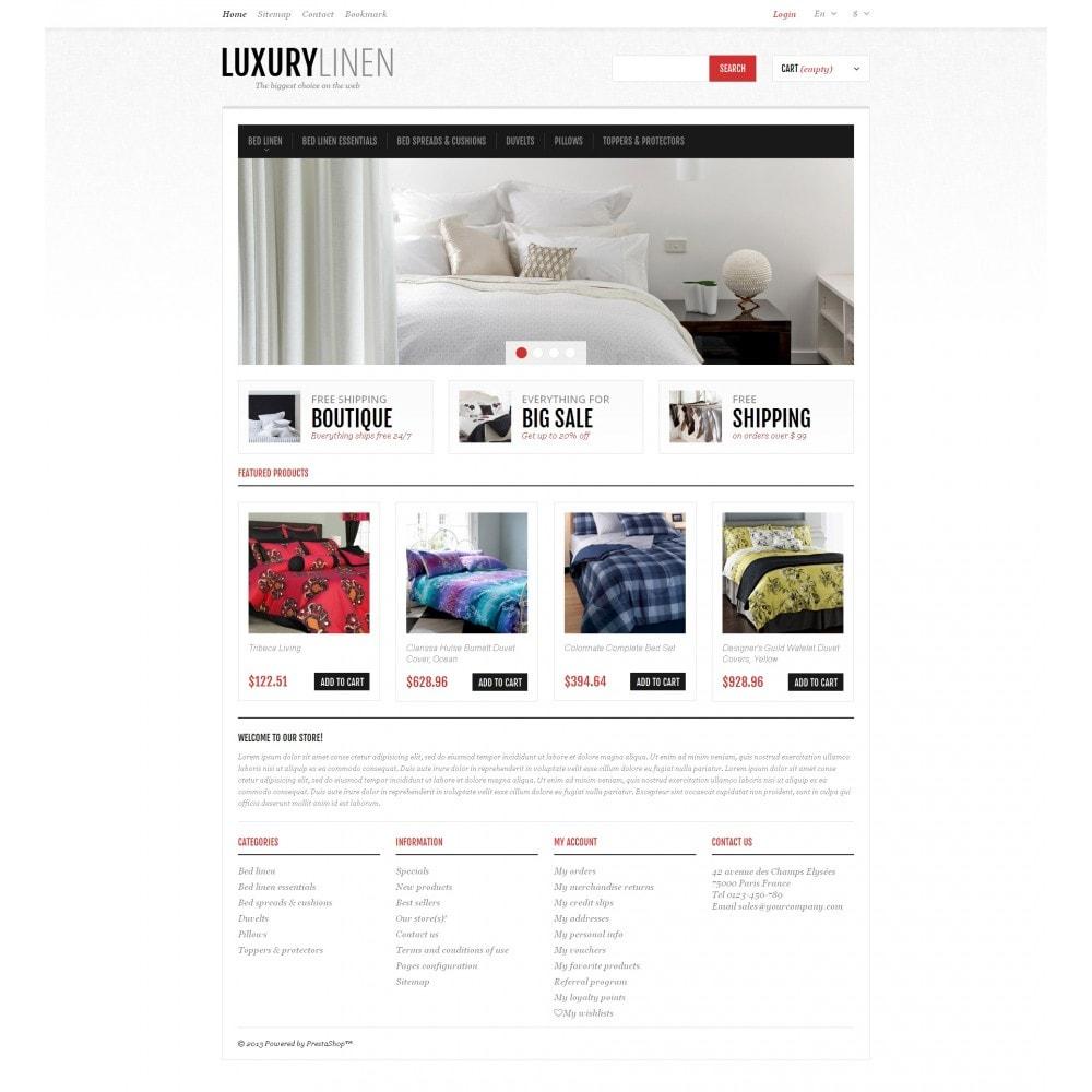 theme - Kunst & Cultuur - Luxurious Bed Linen - 4