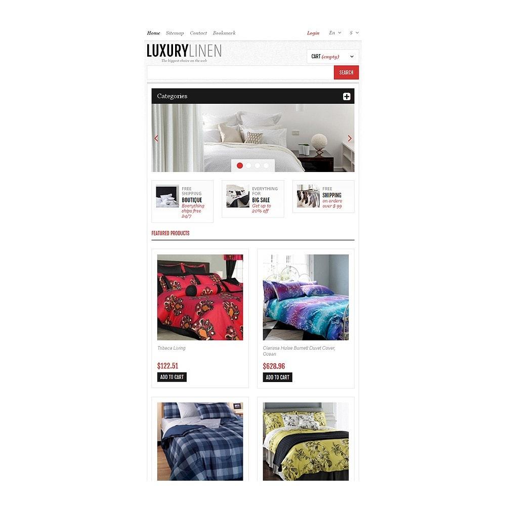 theme - Kunst & Cultuur - Luxurious Bed Linen - 7