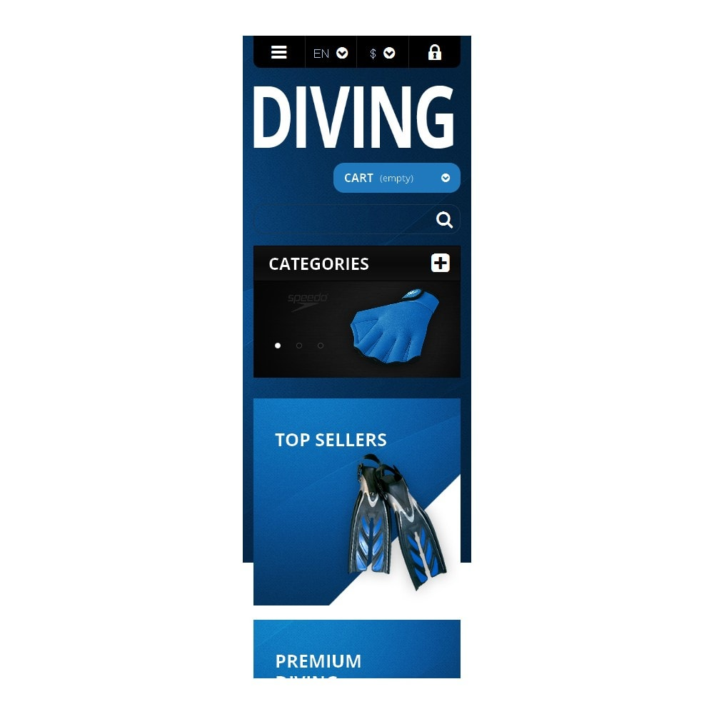 theme - Sport, Loisirs & Voyage - Majestic Diving - 9