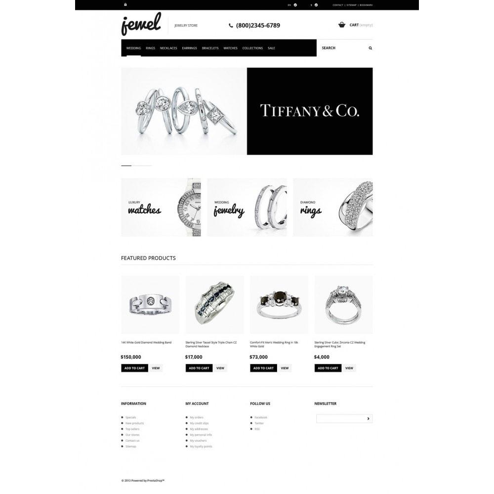 theme - Mode & Schuhe - Jewelry Boutique - 2