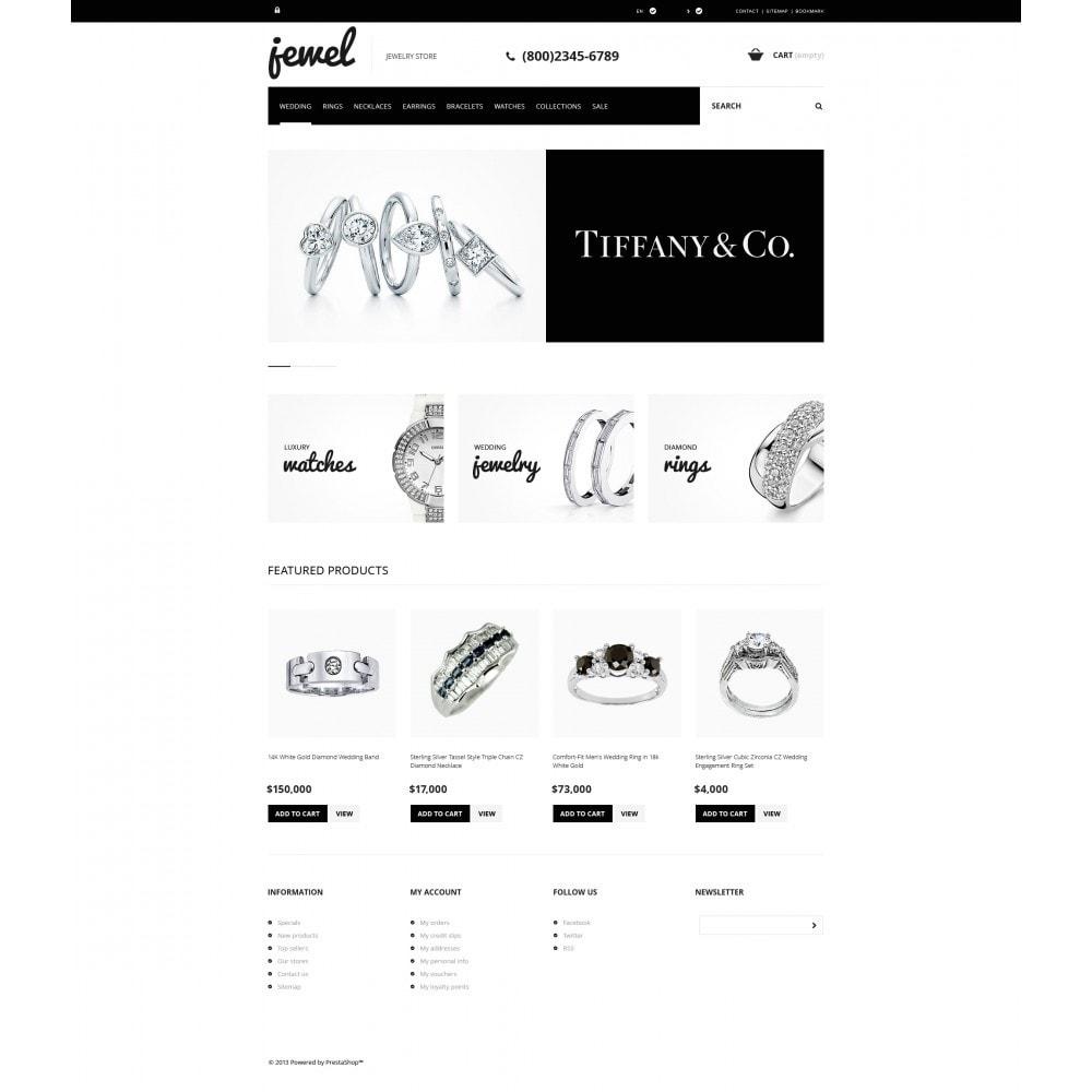 theme - Mode & Schuhe - Jewelry Boutique - 4