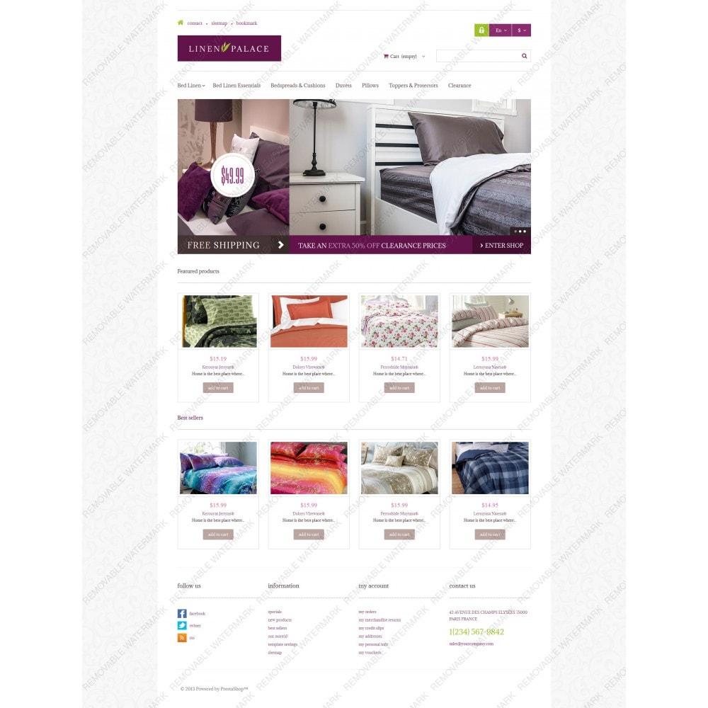 theme - Art & Culture - Linen Palace - 3