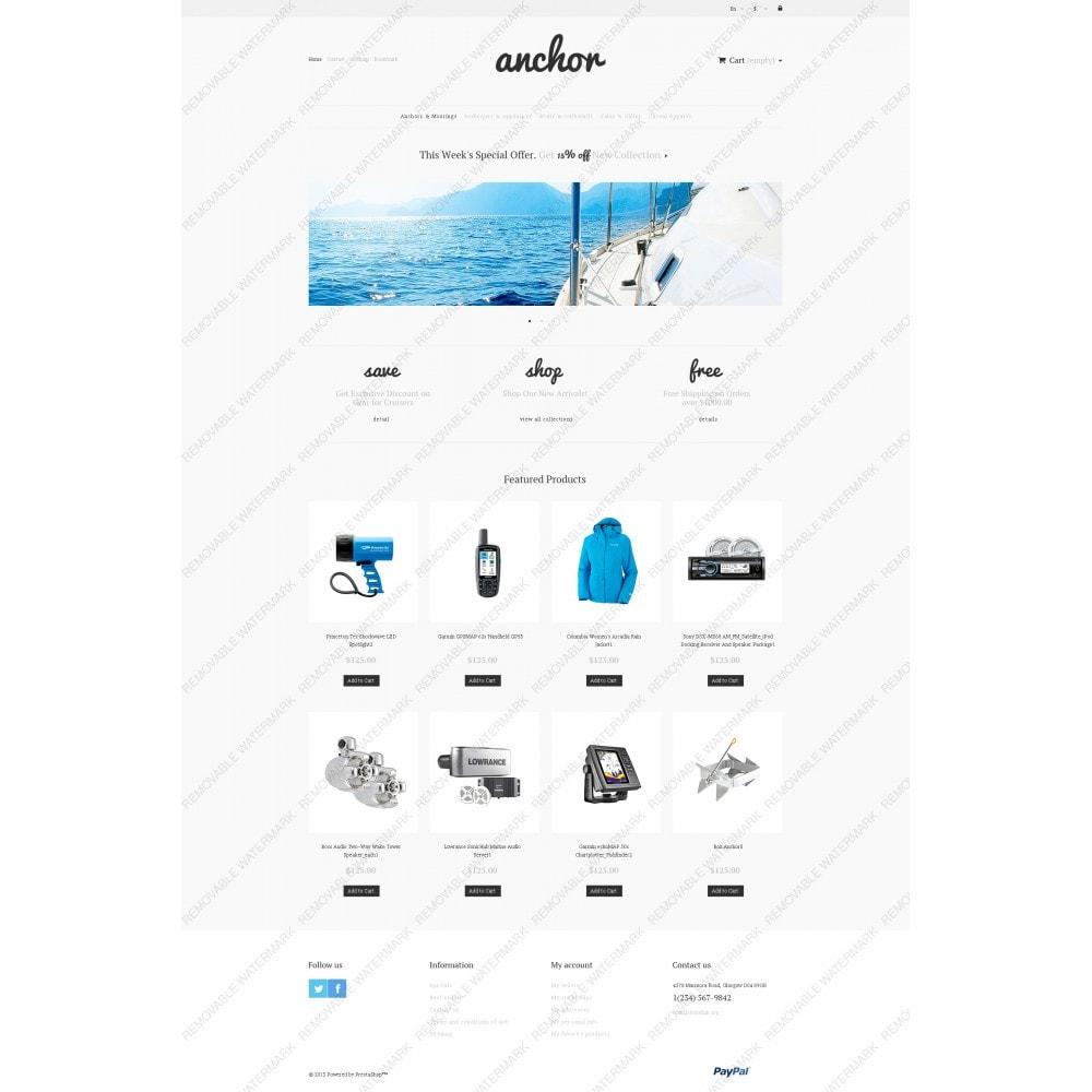 theme - Sport, Rozrywka & Podróże - Marine Store - 3