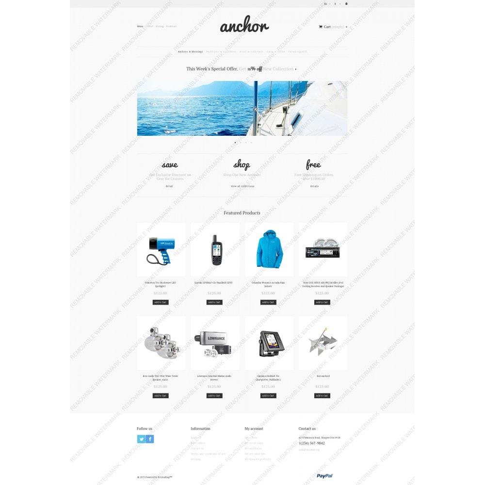 theme - Sport, Rozrywka & Podróże - Marine Store - 5