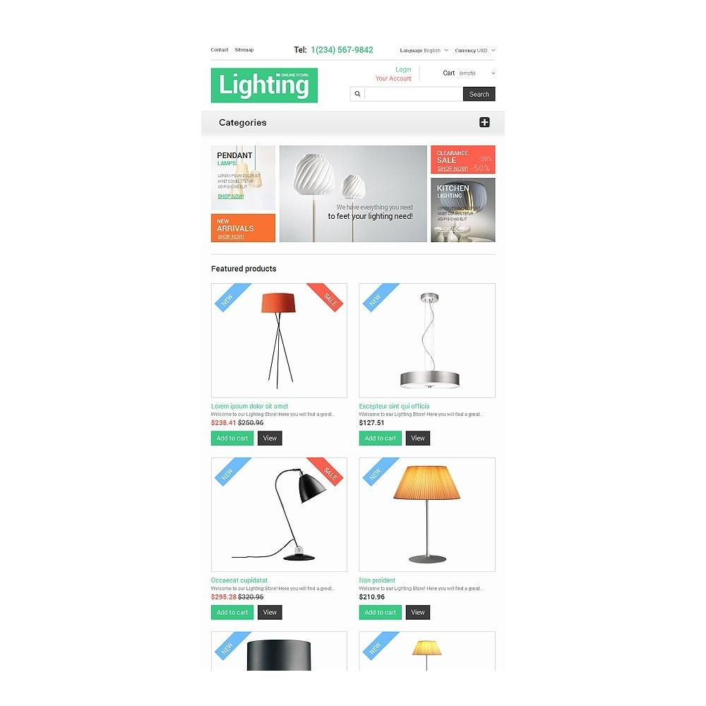 theme - Art & Culture - Lighting Store - 7