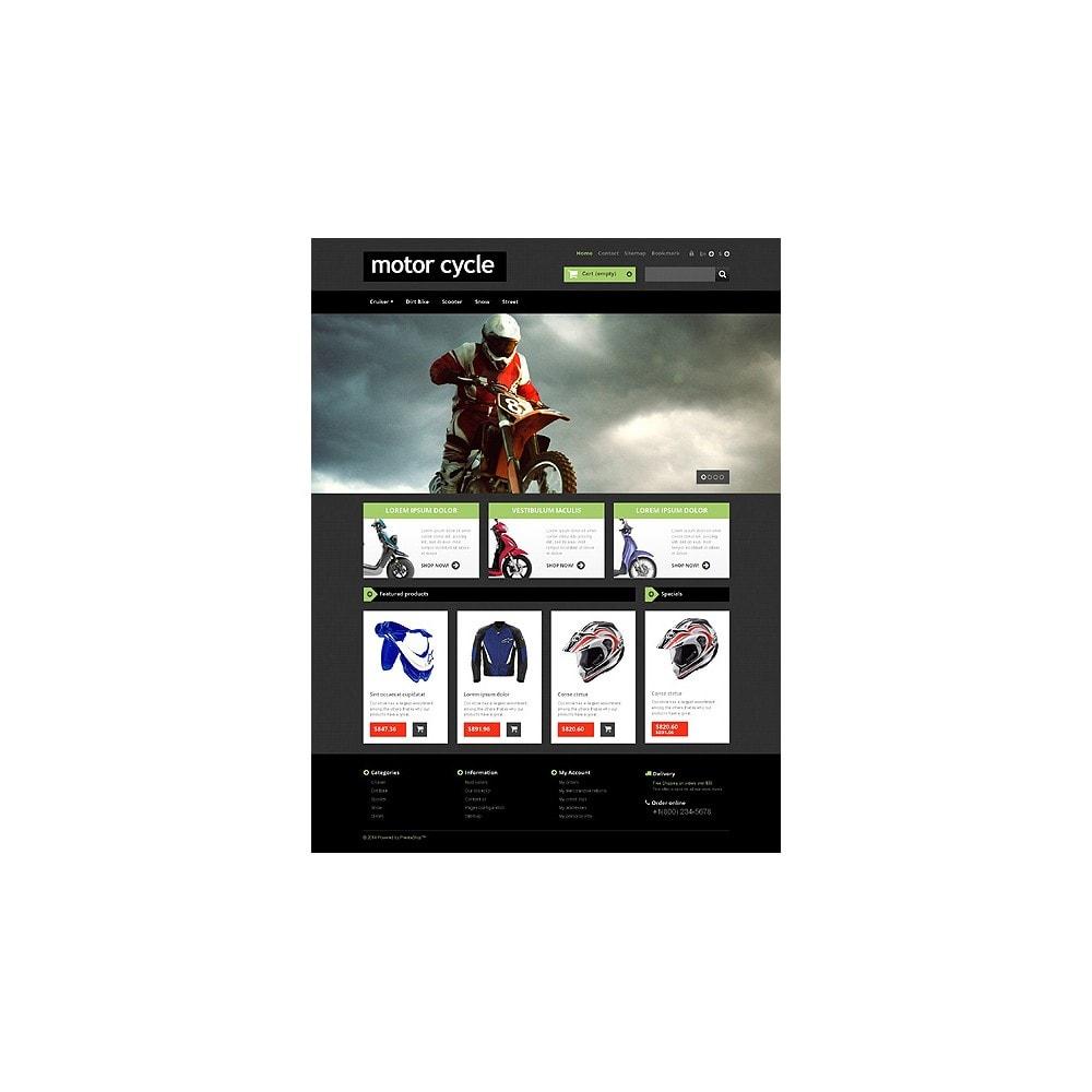 theme - Auto & Moto - Motor Cycle - 10