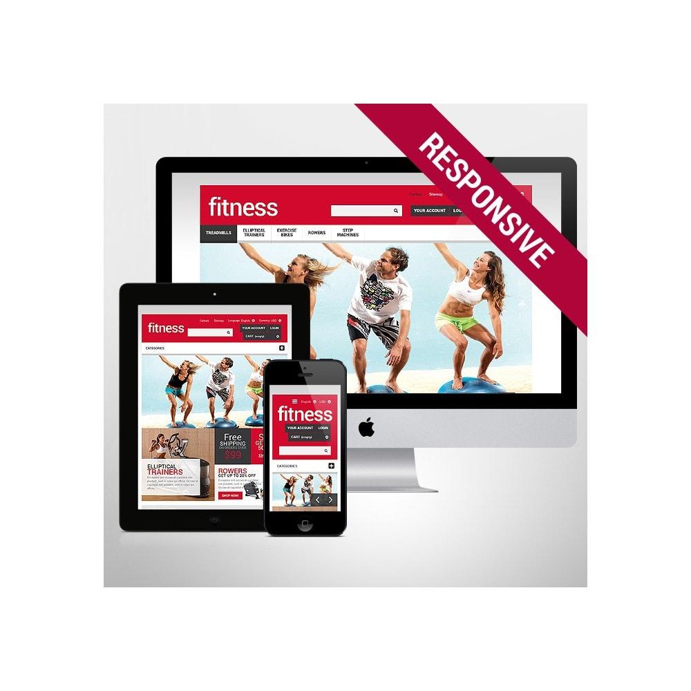 theme - Sport, Aktivitäten & Reise - Sport and Fitness Store - 1