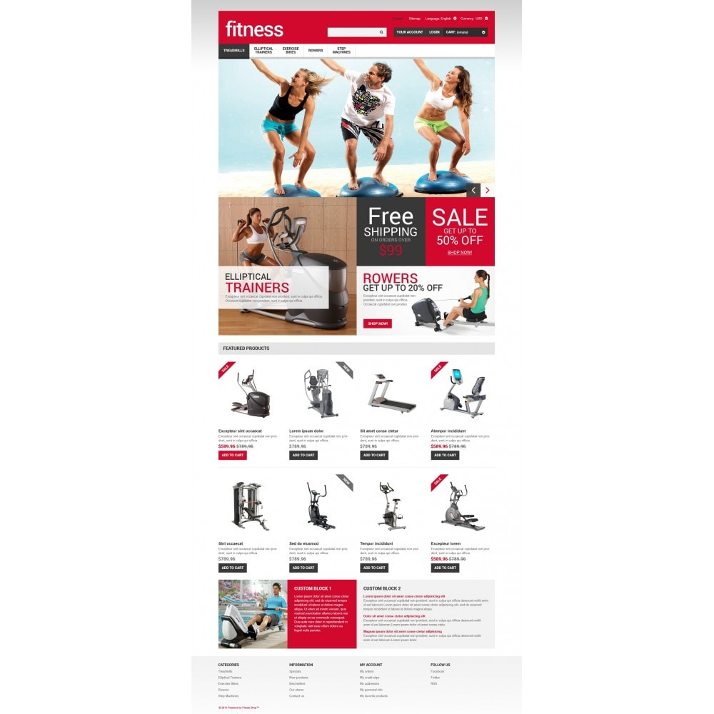 theme - Sport, Aktivitäten & Reise - Sport and Fitness Store - 4