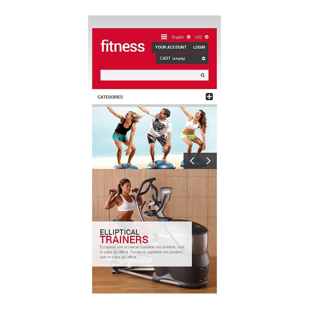 theme - Sport, Aktivitäten & Reise - Sport and Fitness Store - 8