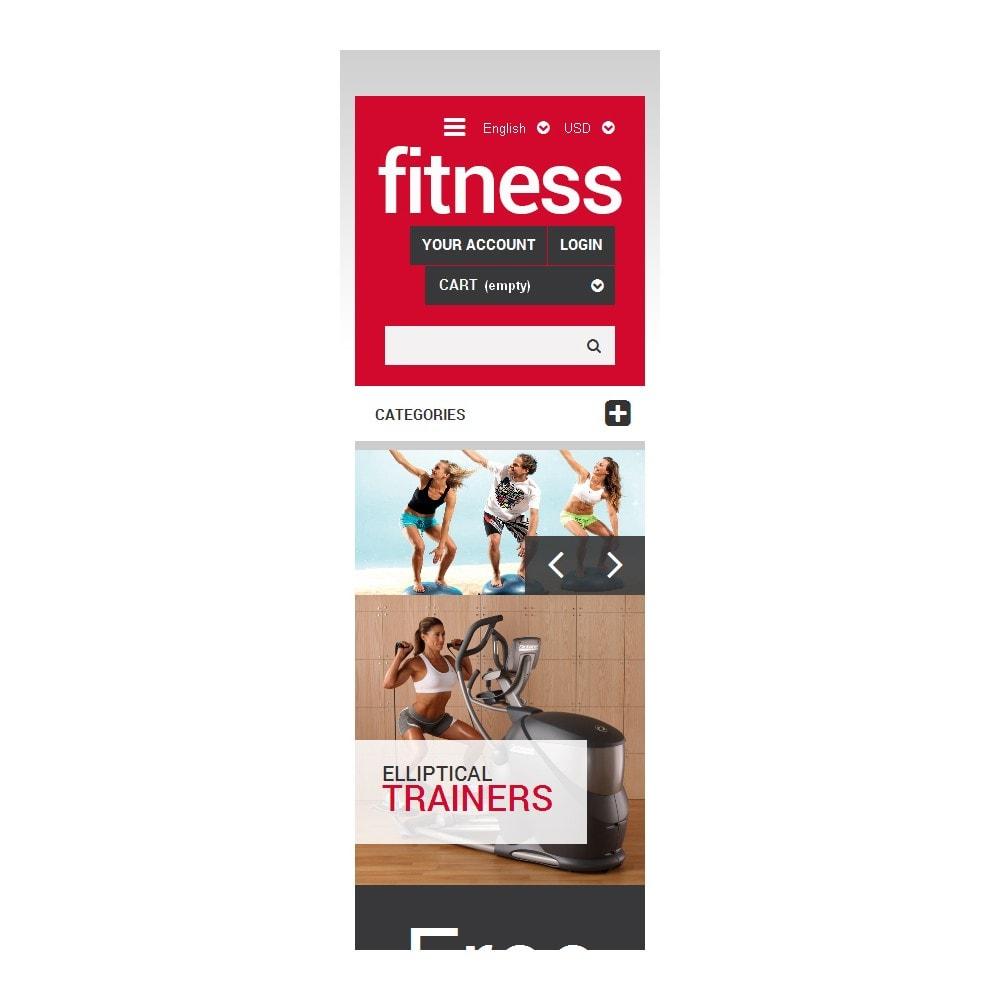 theme - Sport, Aktivitäten & Reise - Sport and Fitness Store - 9