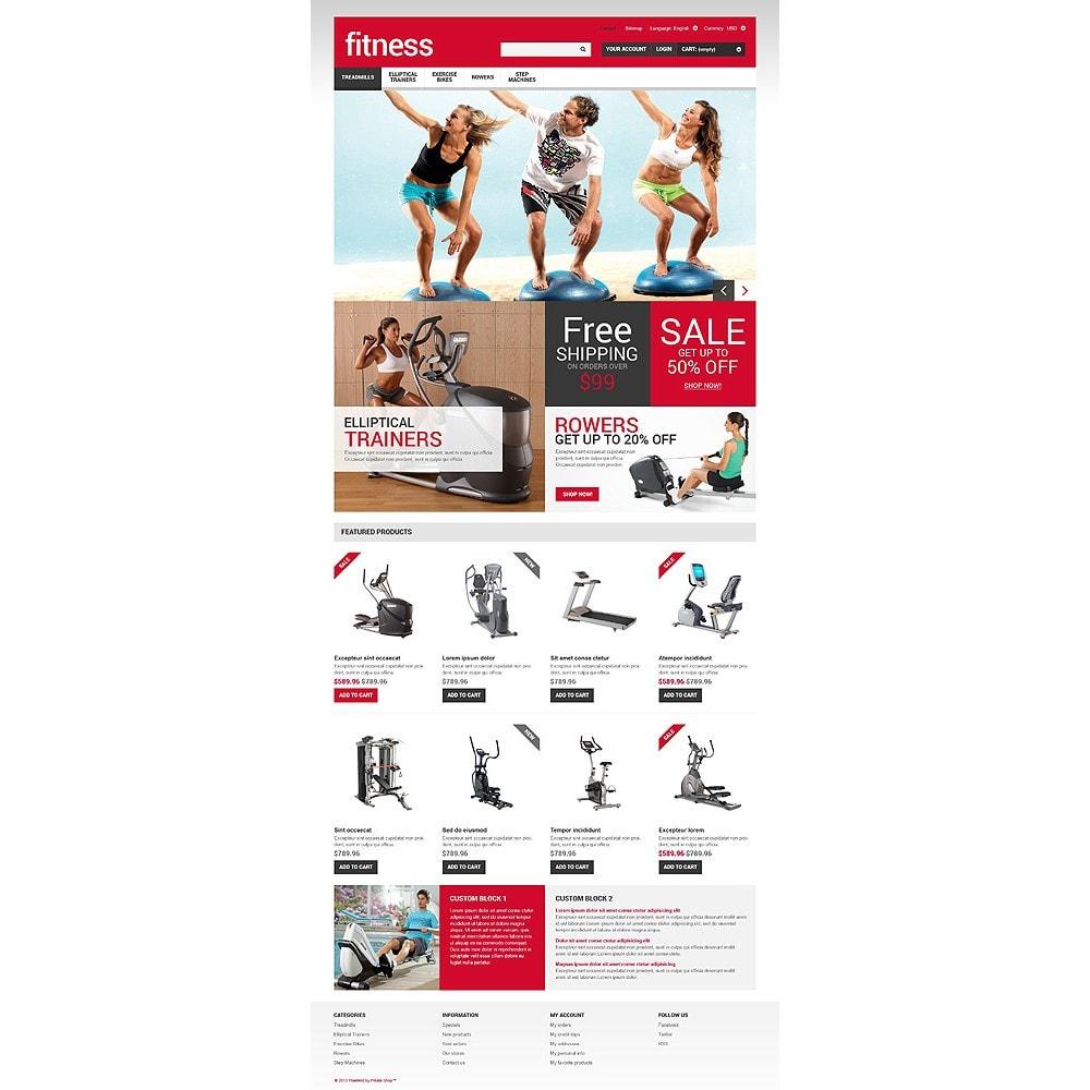 theme - Sport, Aktivitäten & Reise - Sport and Fitness Store - 10