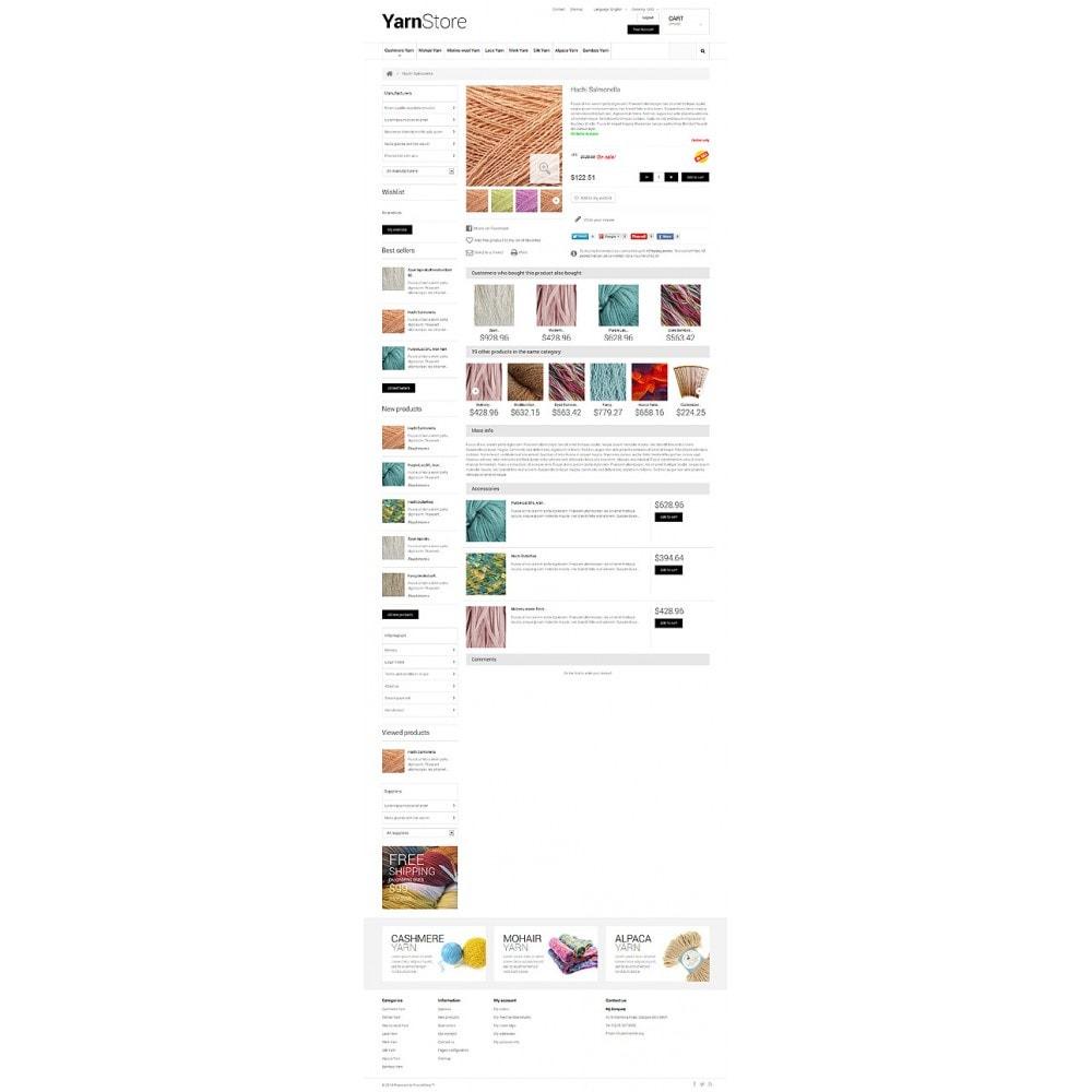 theme - Niños y Juguetes - Yarn Store - 6
