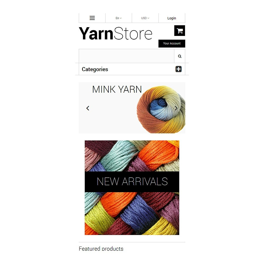 theme - Niños y Juguetes - Yarn Store - 8