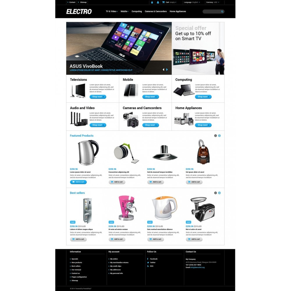 theme - Electronique & High Tech - Home Electronics - 2