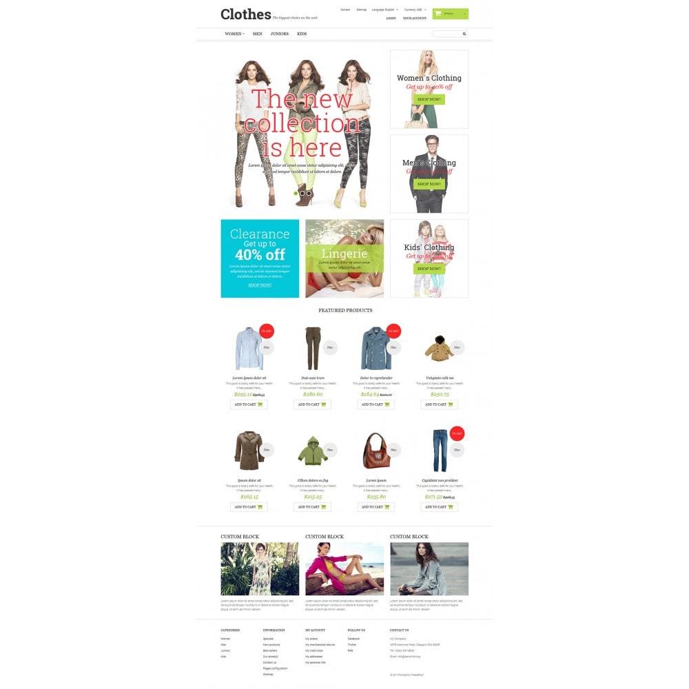 theme - Moda y Calzado - Clothing  Fashion - 2