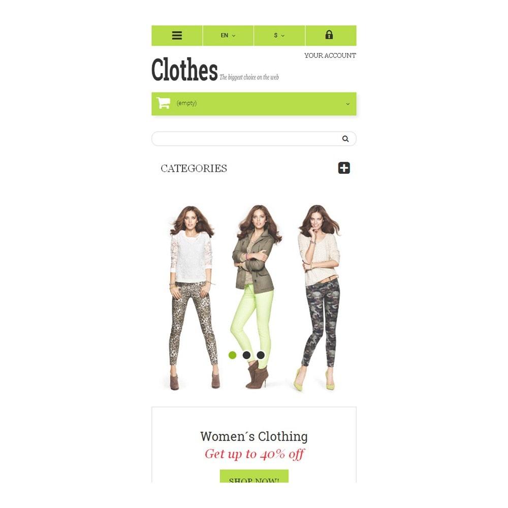 theme - Moda y Calzado - Clothing  Fashion - 8