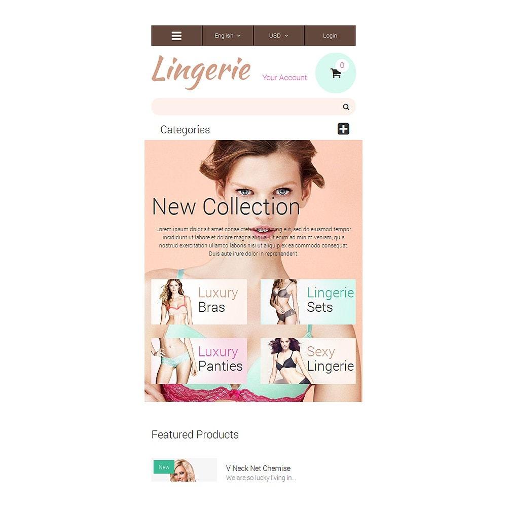 theme - Мода и обувь - Lingerie for Tender Women - 8