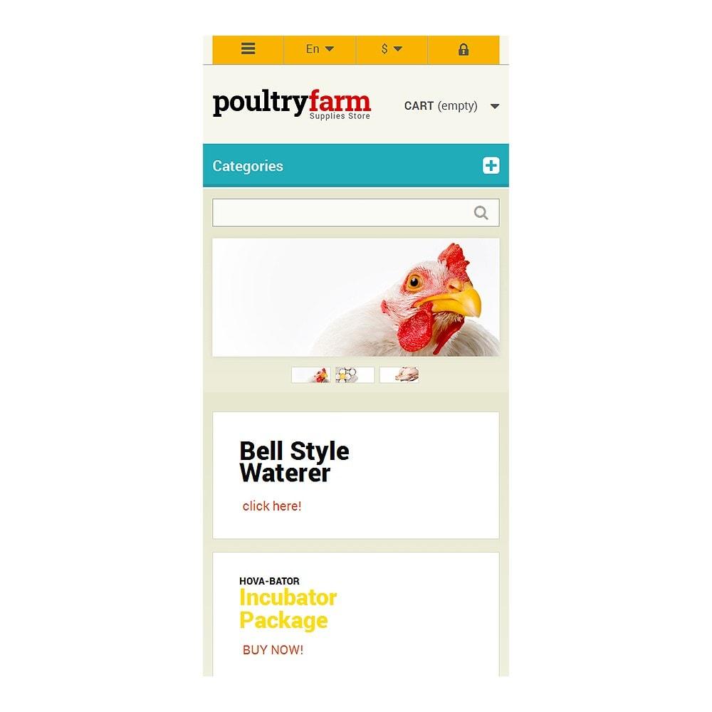 theme - Dom & Ogród - Poultry Farm - 8