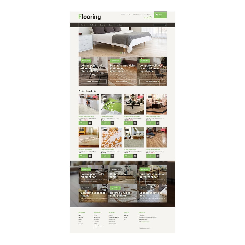 theme - Arte & Cultura - Best Flooring - 10