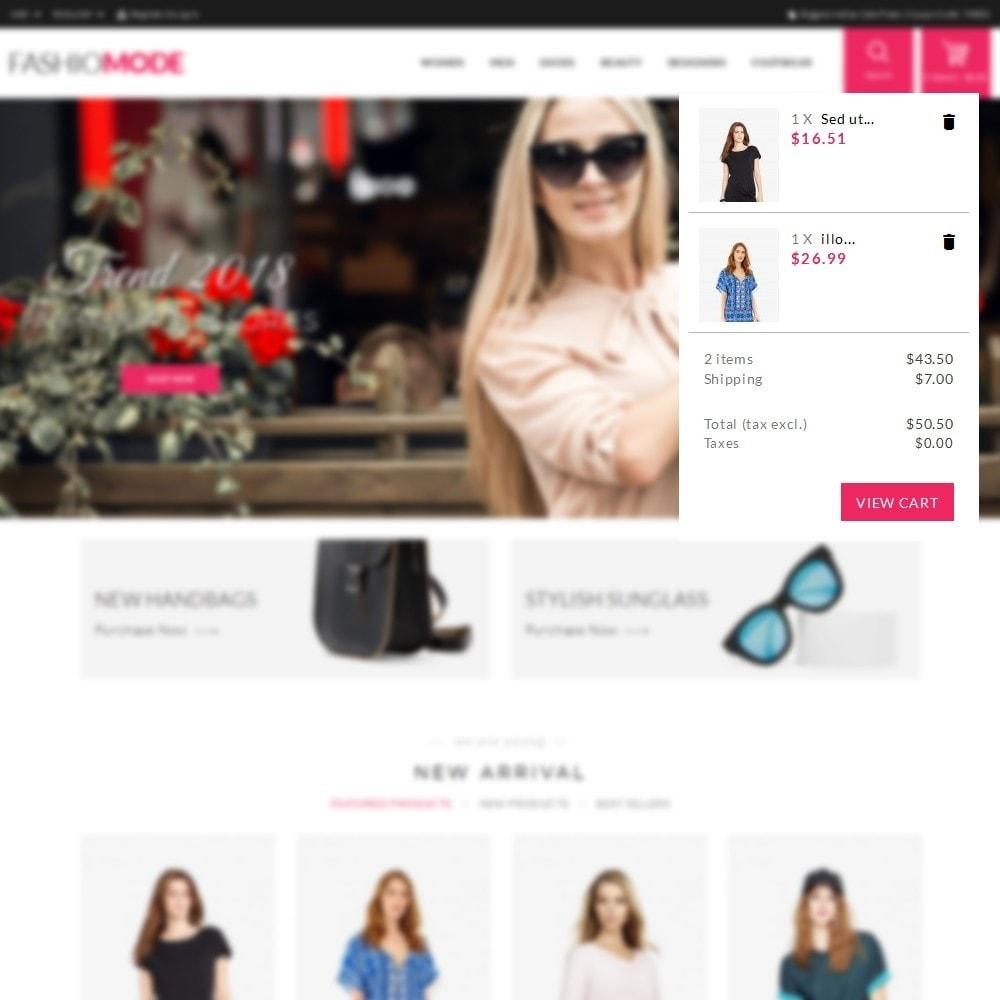theme - Fashion & Shoes - Fashionmode Store - 8