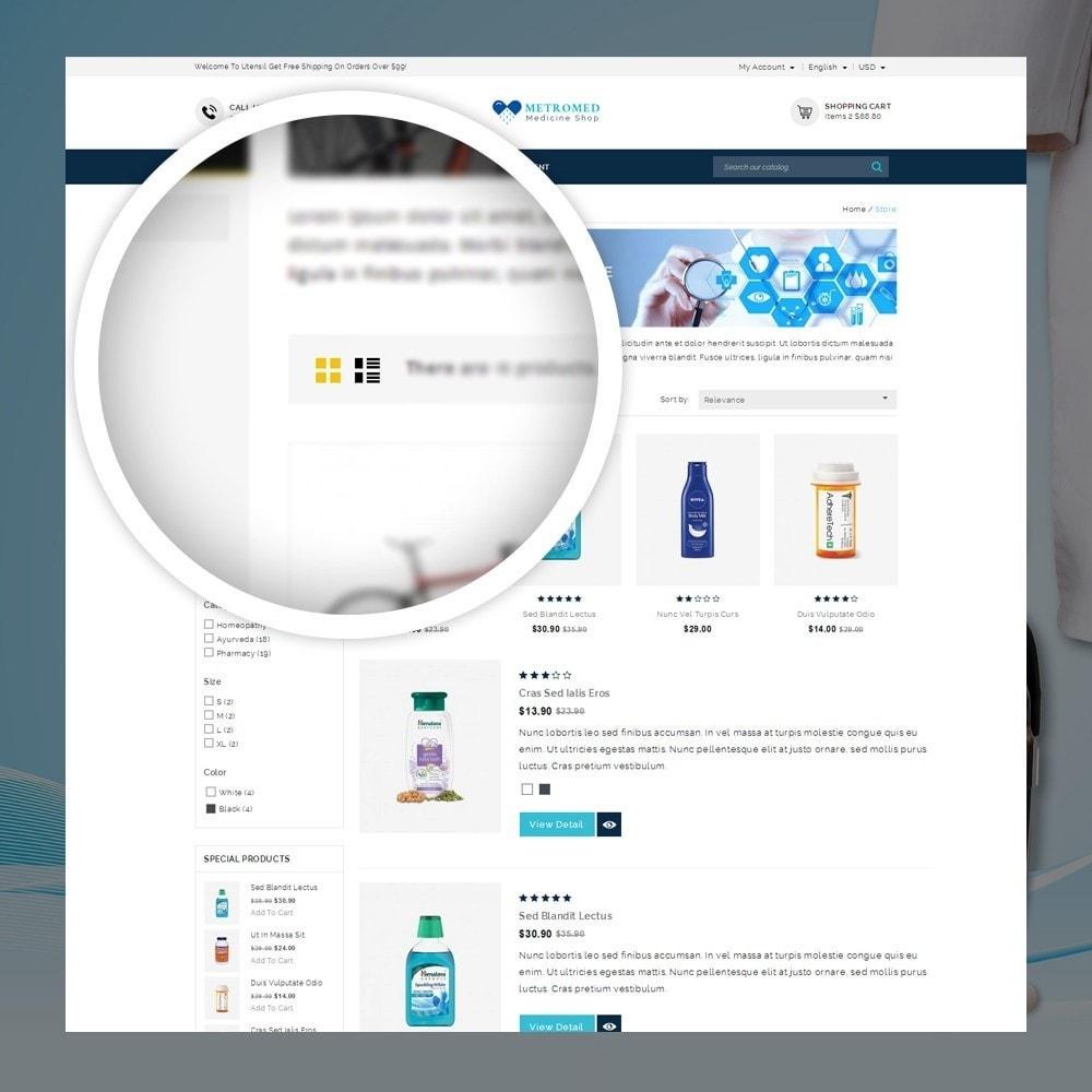 theme - Santé & Beauté - Metromed - The Medicine Shop - 3
