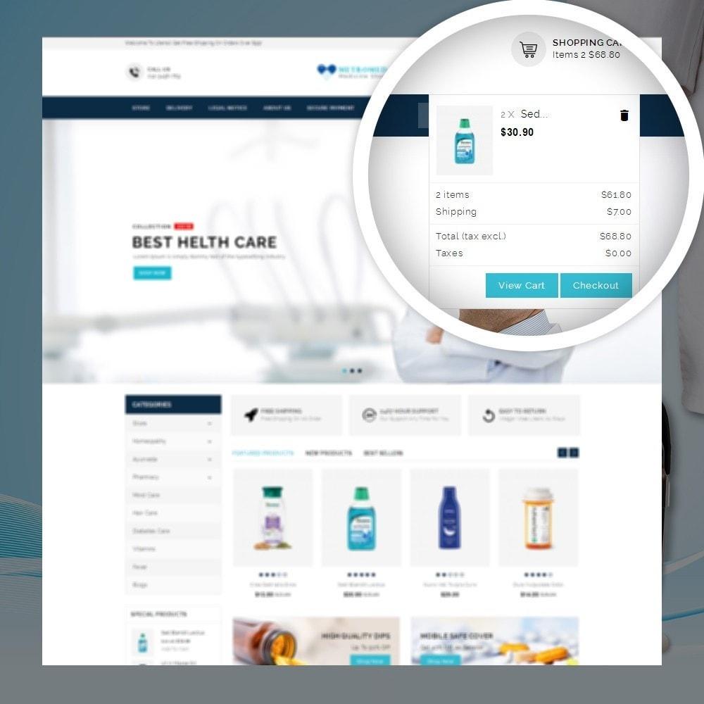 theme - Santé & Beauté - Metromed - The Medicine Shop - 6