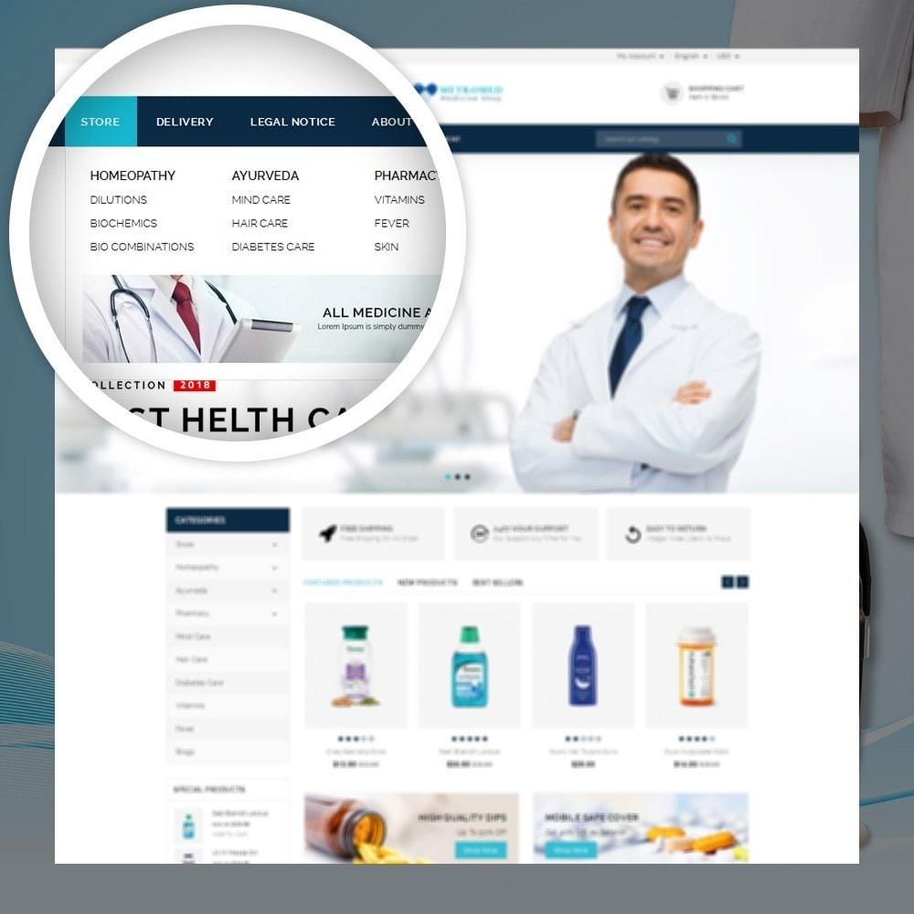 theme - Santé & Beauté - Metromed - The Medicine Shop - 7