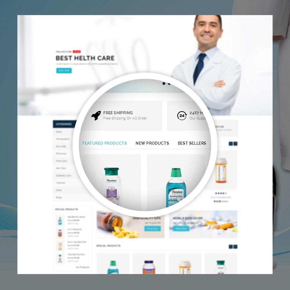 theme - Santé & Beauté - Metromed - The Medicine Shop - 9