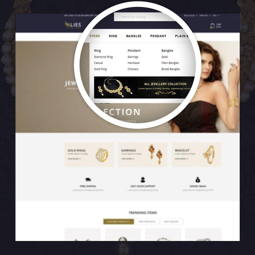theme - Biżuteria & Akcesoria - Alies- Jewellery Store - 7