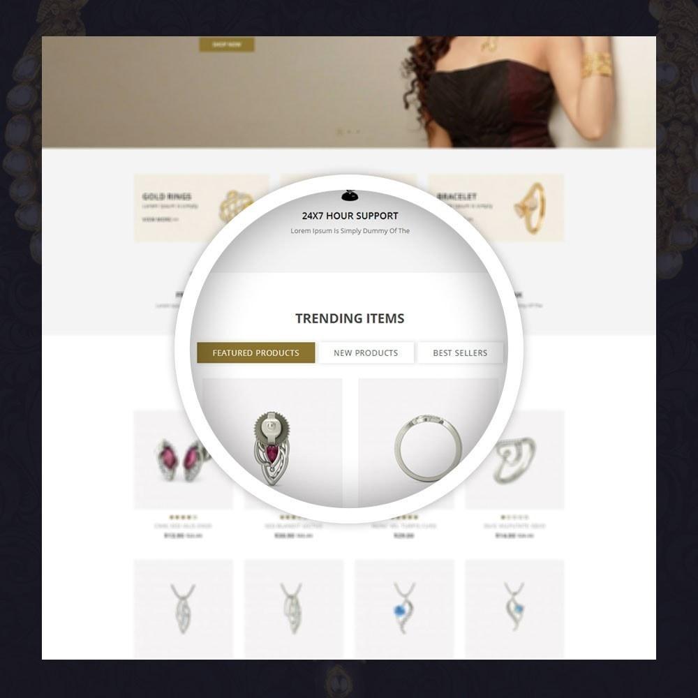 theme - Schmuck & Accesoires - Alies- Jewellery Store - 9
