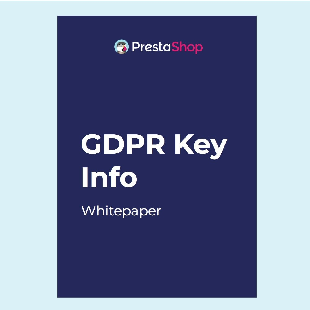 other - Free modules - GDPR Whitepaper - 1
