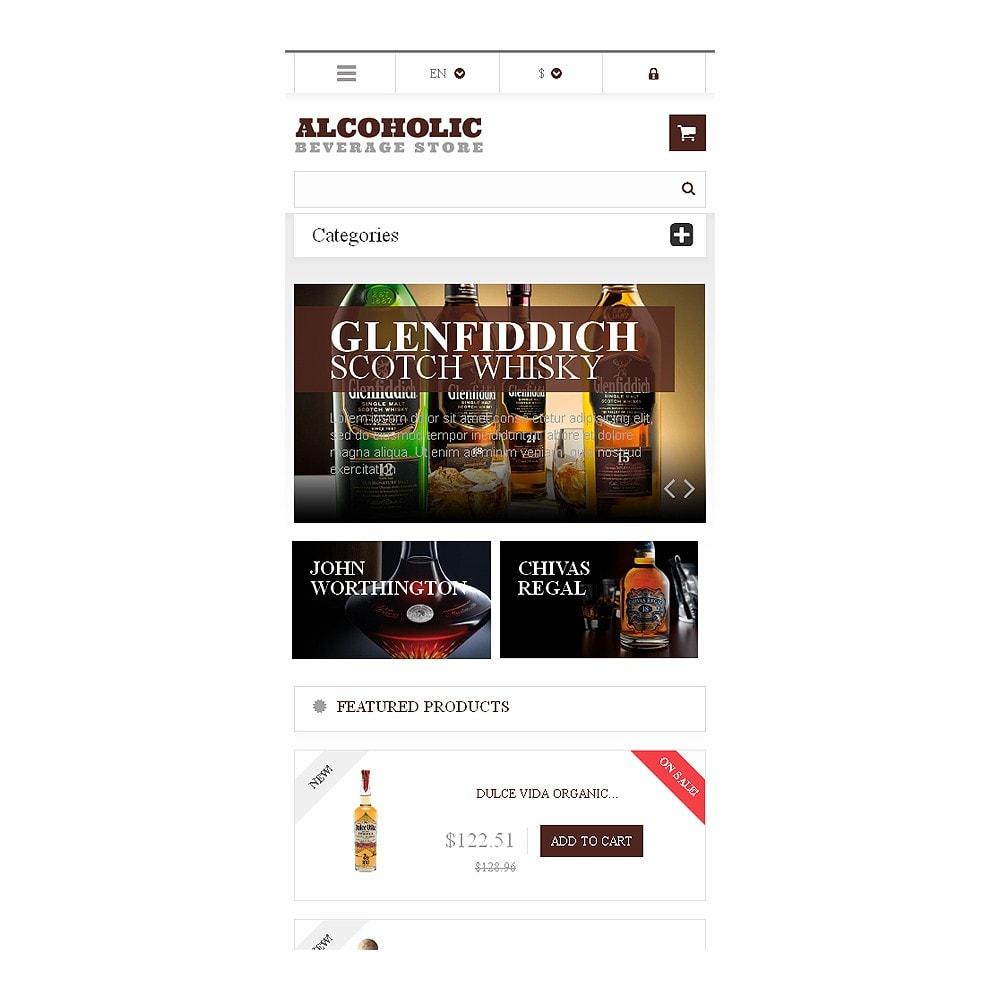 theme - Alimentation & Restauration - Alcoholic Beverages Market - 8